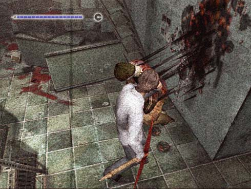 Silent Hill 4 switched completely to the 2D, point-and-go control scheme. Do players find this more accessible?