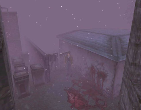 """Like all other survival horror titles at the time, Silent Hill 1 contained only the 3D """"tank-style"""" control scheme."""