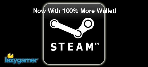 Steam Wallet Hack 2013