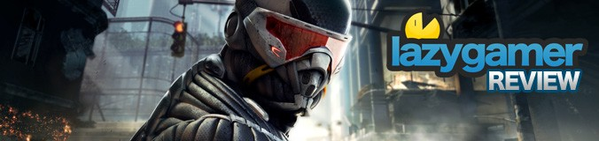 Crysis 2 Review – Cry the beloved Nanosuit