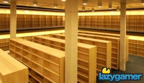 EmptyLibrary