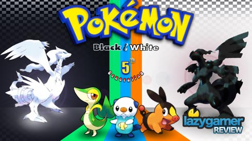 Pokemon Black And White New Trainers. Pokemon Black amp; White Review A