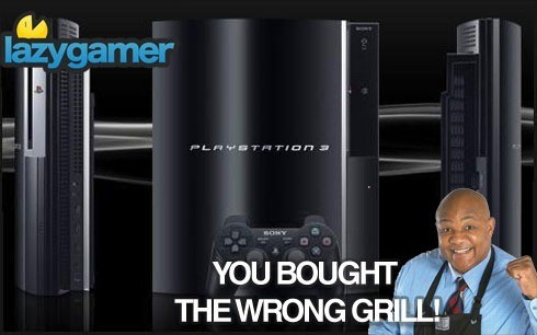 Ps3grill