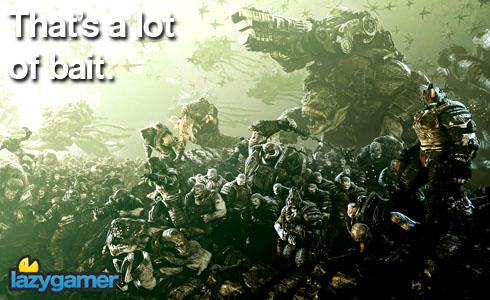 Gears Of War Pre Orders Hit One Million Worldwide Lazygamer