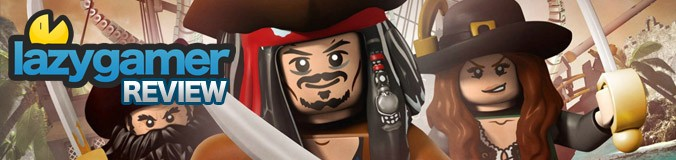LEGO: Pirates of the Caribbean Review – Savvy?