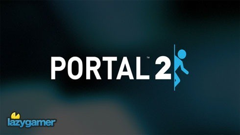 portal 2 logo. Portal 2 makes fun of adopted