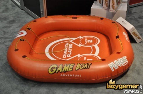 gameboat