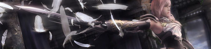 Exclusive Final Fantasy XIII-2 Screenshots