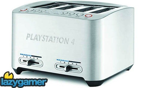 PS4toaster