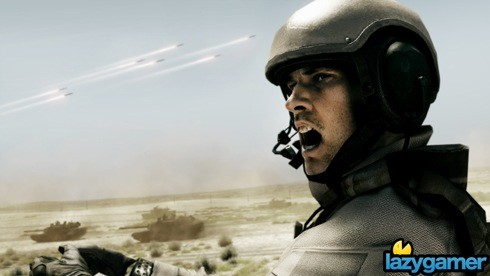 Battlefield 3 - Thunder Run - 5 copy