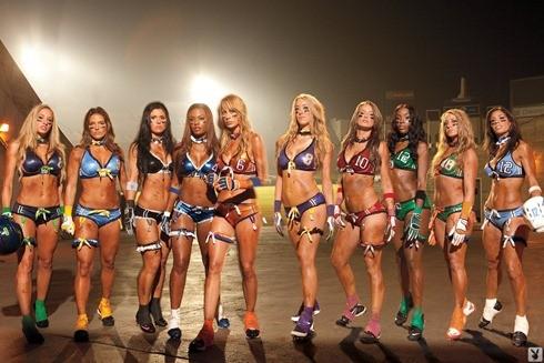 lingerie football league