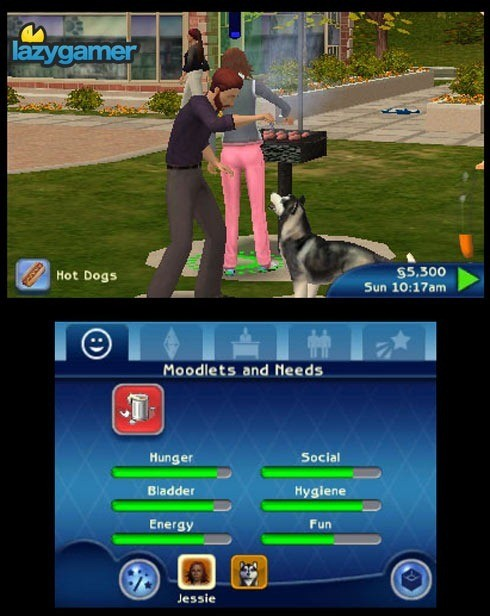 Sims3pets3d