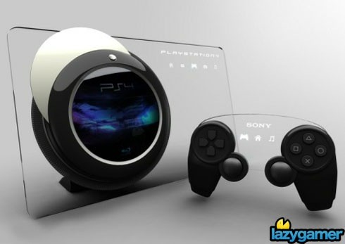 ps4-game-console-design