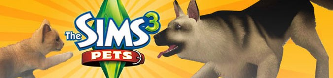The Sims 3 Pets review – Heavy petting