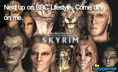 skyrim-races