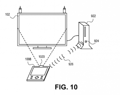 Sony patented Wii U-esque controller, has pics to prove it Sony-patent-app-5-e1328198833287