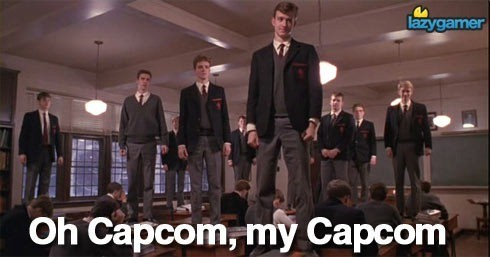 Capcommycapcom