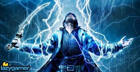 Thunder...la la la laaala Thunder!