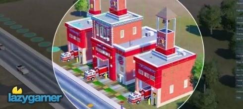 SimCityFireStation