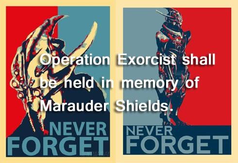 His name, was Marauder Shields...