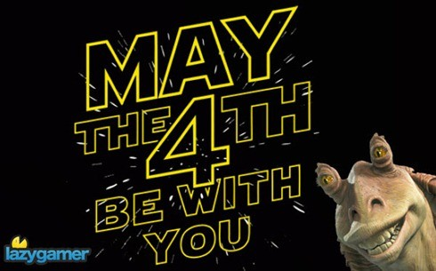 Win a Kinect Star Wars bundle this Star Wars day! | Lazygamer.