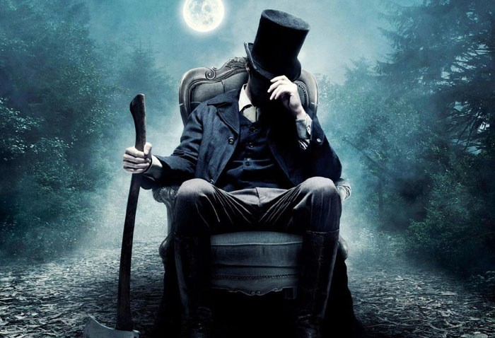 I watched a 3D film about Abraham Lincoln in my local cinema. The effect was incredible, I felt like I could actually assassinate him.