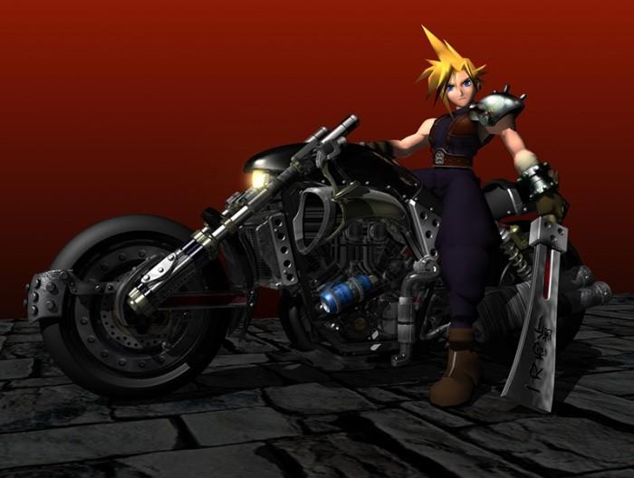 Final Fantasy VII Featured