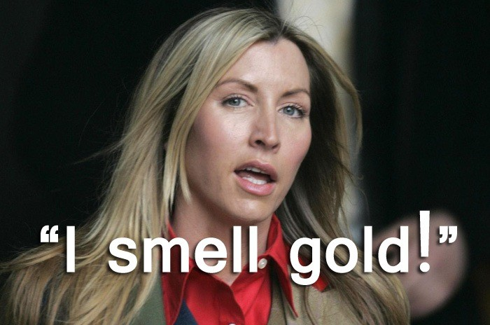 Heather Mills Golddigger
