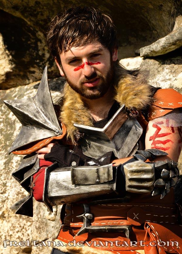 Dragon Age - Hawke by Darren