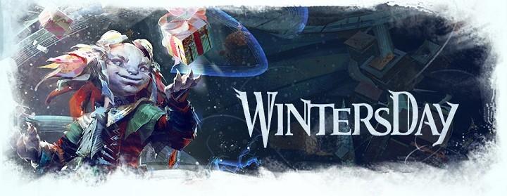 Guild Wars 2 Winterday