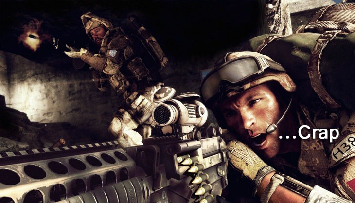 Medal of Honor Warfighter E3 Screen 1