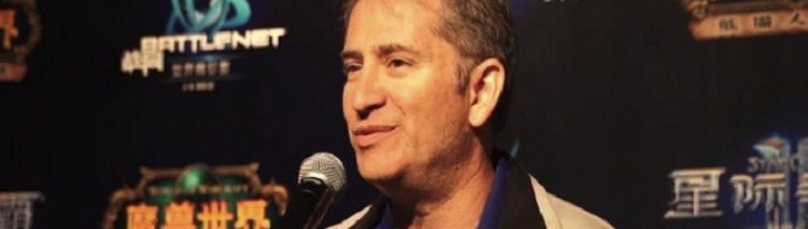 Blizzard CEO Mike Morhaime