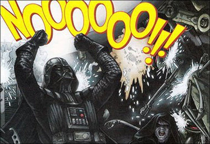 StarWars vader noooothumb550x37832922 Star Wars Battlefront III was 99% done upon cancellation