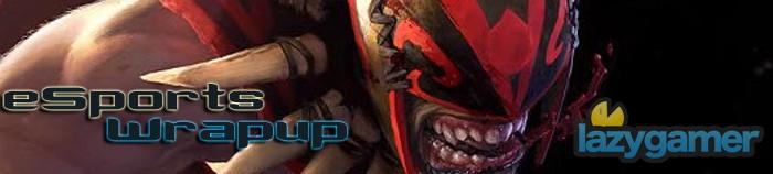 eSports Wrap-up 23 Nov