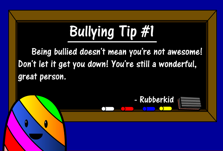 Bullying Tip