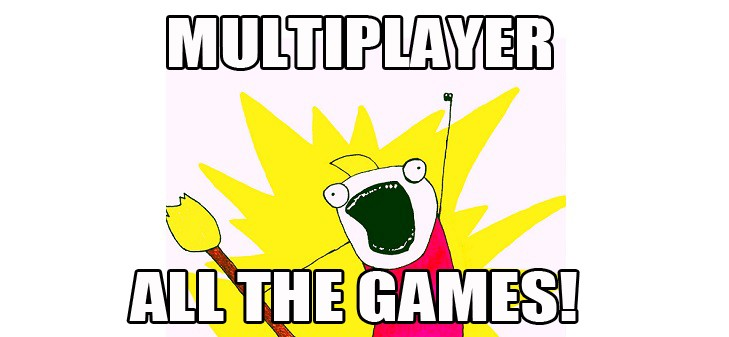 multiplayer all the games