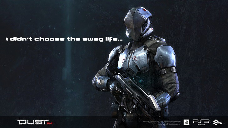 DUST 514 swag