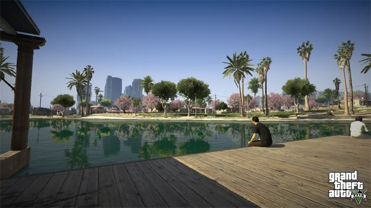 We've previously postulated on gta v's release date – saying