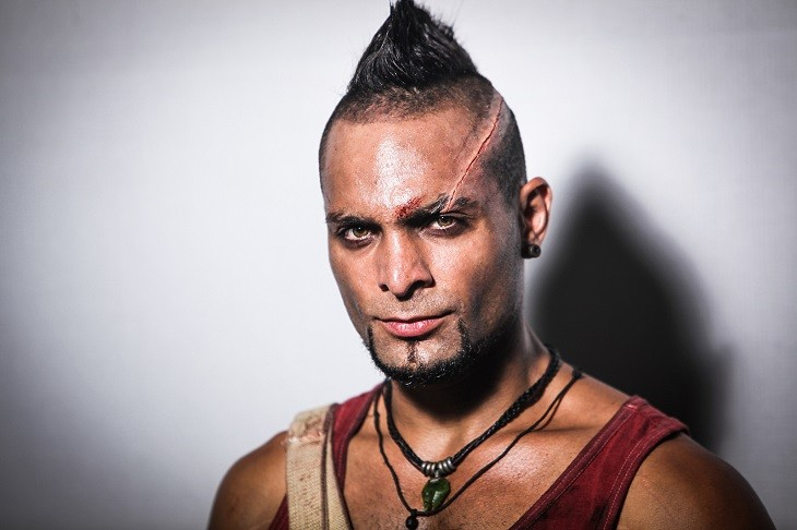 Michael Manda as Vaas