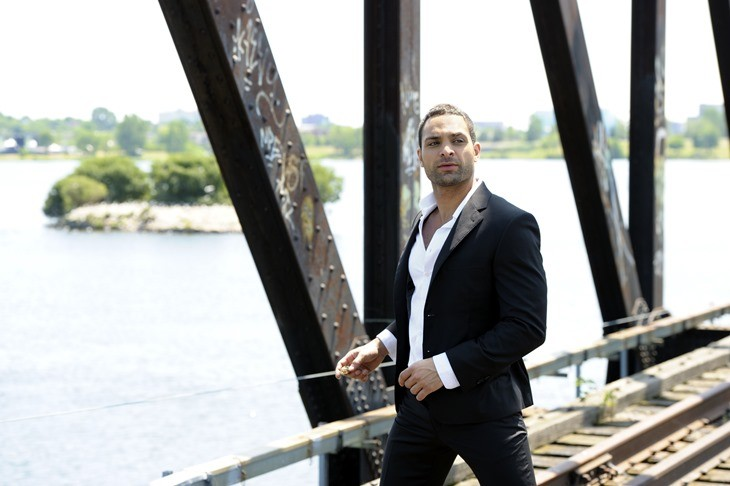 Michael Mando photoshoot