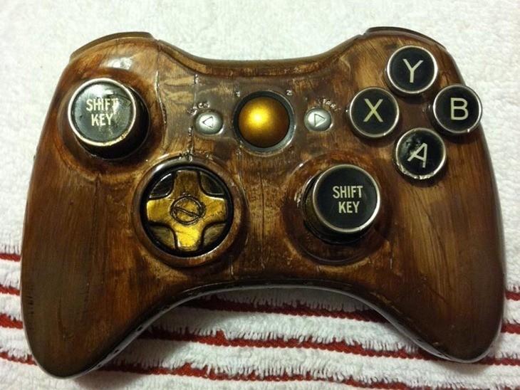 Steampunk controller