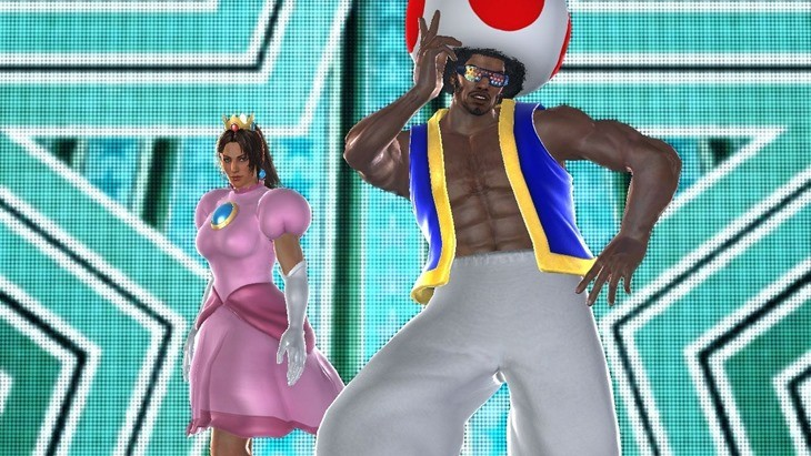 tekken_tag_tournament_2_peach_toad
