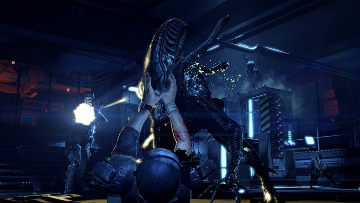 High-Res Aliens Colonial Marines Screenshots (3)