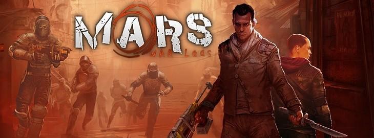 Mars war Logs 2
