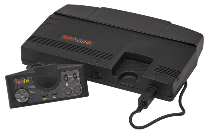 TurboGrafx16-Console-Set