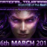 StarCraft 2: Heart of the Swarm Shoutcasters competition