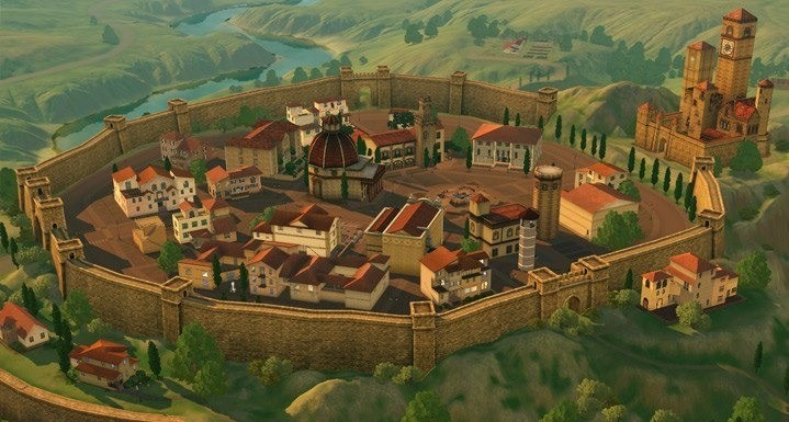 The Sims 3 Monte Vista Screenshots 2