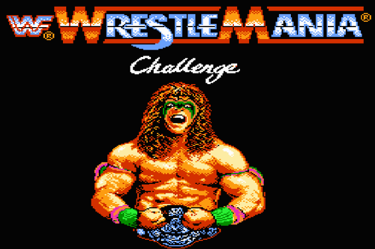 WWF Wrestlemania challenge 1990