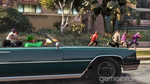 The Ballers and The Lost return to GTA V, bringing two very different gang cultures