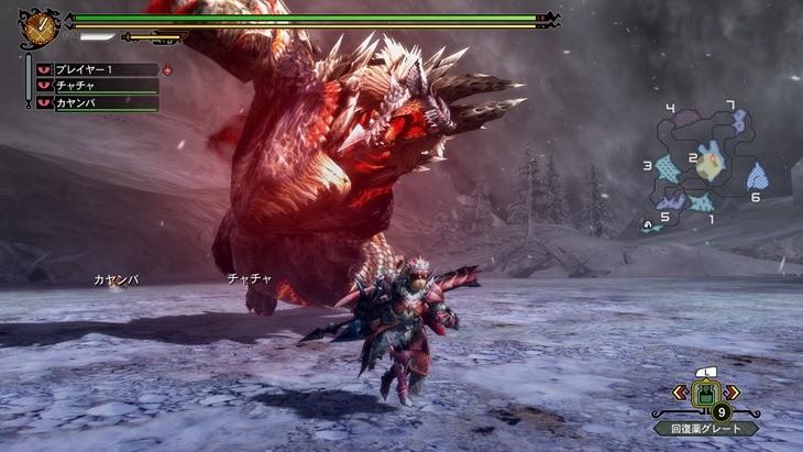 monster hunter (2)
